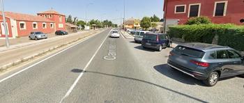 Muere un hombre atropellado por un camión en Segovia