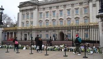 Reino Unido comienza la despedida del duque de Edimburgo
