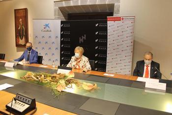 CaixaBank y Fundación Ávila apoyan a 'Cruz Roja Responde'