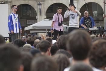 San Mateo prevé actos diarios, con vaquillas y conciertos