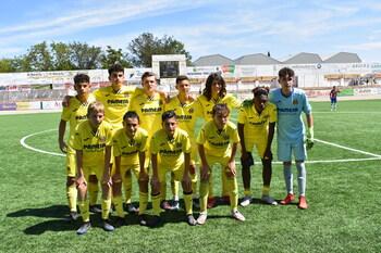 El Villarreal se lleva el Torneo de Tomelloso