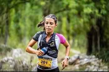 Gemma Arenas impone su ley en la Sierra de Segura