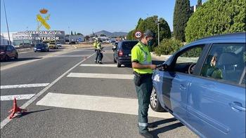 Investigados 44 conductores en la provincia en septiembre