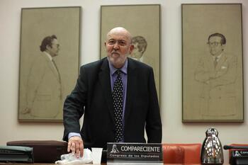 El presidente del Centro de Investigaciones Sociológicas, José Felix Tezános
