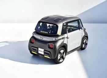 Nuevo Opel Rocks-e, un eléctrico para ciudad