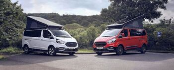 Ford amplía la gama Nugget con dos modelos