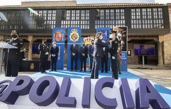 La Policía Nacional celebra su fiesta