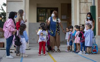La Rioja vuelve al colegio con ganas de 'normalidad'