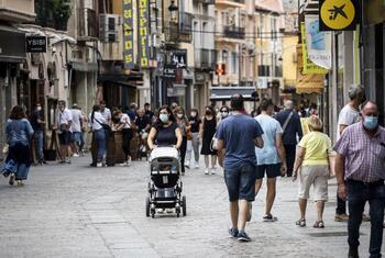 12 nuevos contagios en Burgos en el día 12 sin muertes