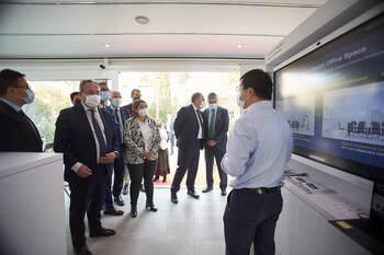 Huawei muestra en Talavera las tecnologías del futuro