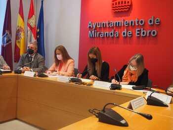 16,5 millones para la ampliación de la depuradora de Miranda