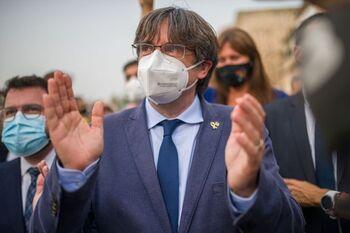 Puigdemont pide a la UE frenar el proceso de extradición