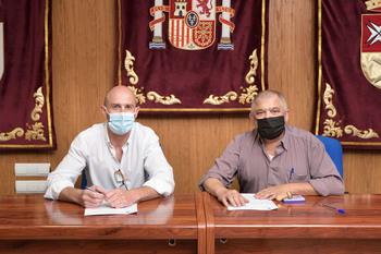 Convenio de colaboración entre el Renacer y el Ayuntamiento