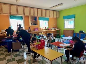 Crean en Villarrobledo la bolsa de empleo para atender niños