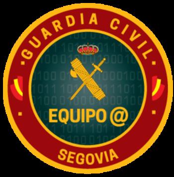 La Guardia Civil de Segovia crea su 'equipo @'
