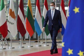 Polonia confirma su voluntad de 'hablar' con la UE