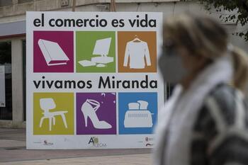 Nueva campaña de bonos al consumo en Miranda desde el día 1