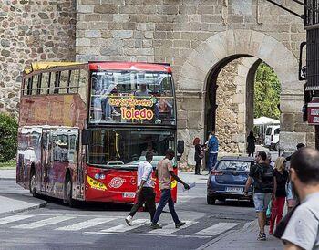 Vuelve a las calles el autobús turístico de City Sightseeing