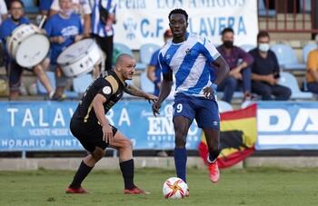 El CF Talavera afronta una prueba de fuego ante el líder