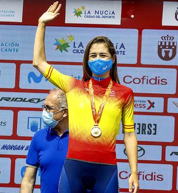 Sara Martín, citada con la Selección elite para el Mundial