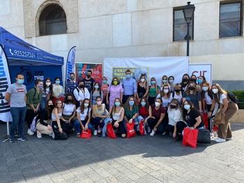 Toledo abre la primera edición de su Feria de Empleo Joven