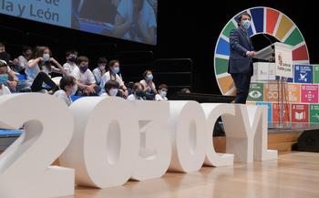 La Junta aprueba cuatro ejes de acción para la Agenda 2030