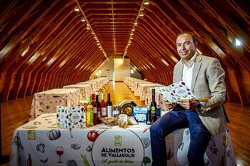 'Los productos llevarán el logo de Alimentos de Valladolid'