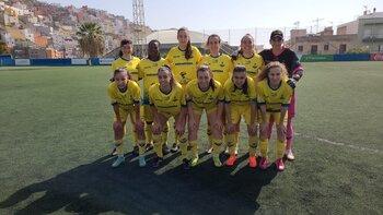 El FF La Solana no encuentra premio en Tenerife