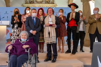Mérito artesano para Tomás Alía y Centro Cerámico Talavera