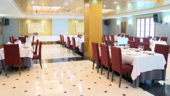 Salones vacíos en plena temporada de comuniones en Soria