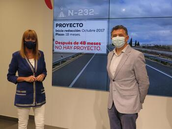 El PP ve intereses en retrasar el desdoblamiento de la N-232