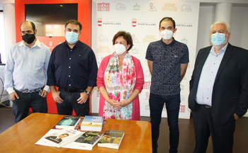 Unos 30 autores firmarán sus obras en la Feria del Libro