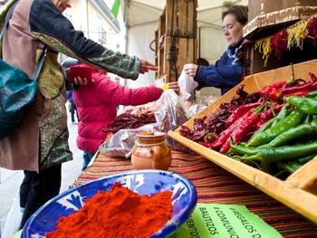 Naturaleza y gastronomía en el otoño de Candeleda-Gredos