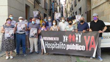 El Movimiento Hospitalito Ya!!! acusa a Page de «desleal»