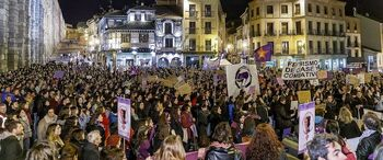 Las manifestaciones se hunden con la covid y tocan mínimos