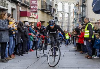 Segovia prepara el regreso de las citas deportivas masivas