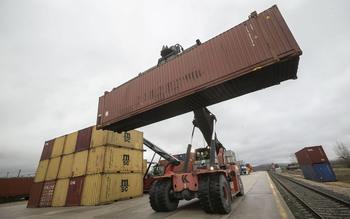 Las exportaciones se recuperan en una 'V' casi perfecta