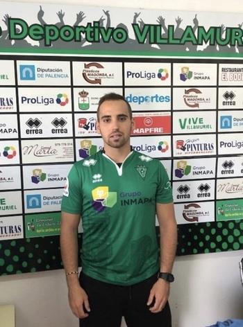Fallece Andrés, jugador del CD Villamuriel