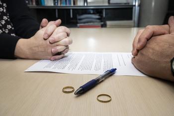 CyL, la segunda con menor tasa de disoluciones matrimoniales