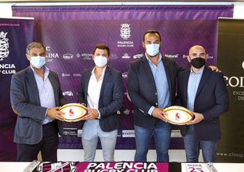 Colina se une al Palencia RC