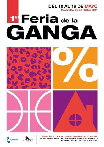 Comercyas dará bonos de 5 euros para la Feria de la Ganga
