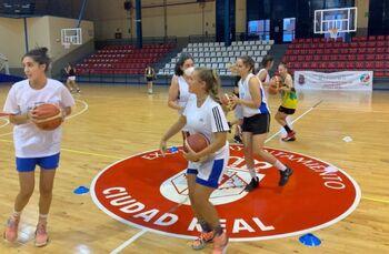 Comienza la Copa Diputación Femenina