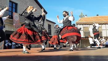 Arévalo vibra con el folklore castellano de 'Entre Ríos'