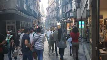 Altísima ocupación turística en Toledo