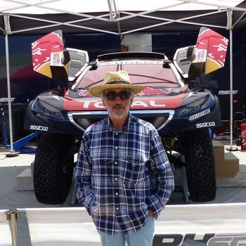 El Cuenca Motor 4X4 homenajea a 'Carlitos'