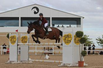 Valladolid acoge el Concurso Nacional de Salto de San Pedro