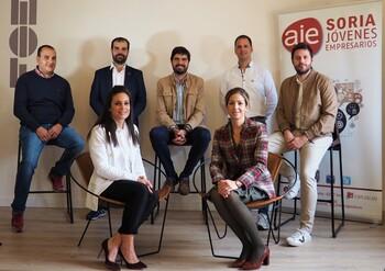 Jesús Mateo reelegido presidente de AJE Soria