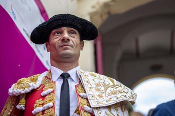 Paco Ureña ya descansa en Los Prados de la cogida de Abarán