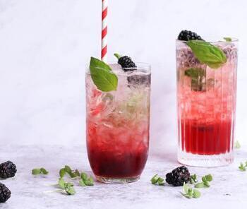 10 cócteles sin alcohol para disfrutar durante las vacaciones