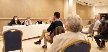 El PSOE elige delegados para el congreso federal y regional